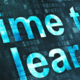 A graphic that says time to learn