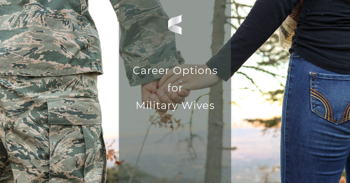 Career options for military wives