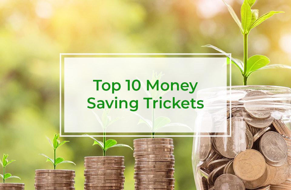 Top 10 Ways on How to Save Money