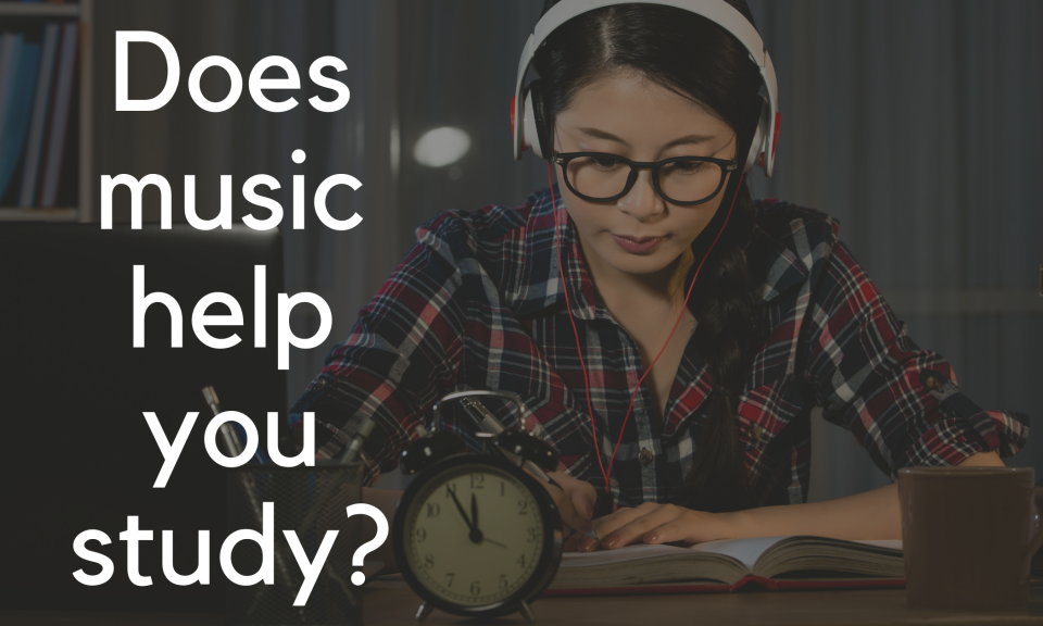 Does music help you study