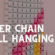 DIY Paper Chain Wall Hanging