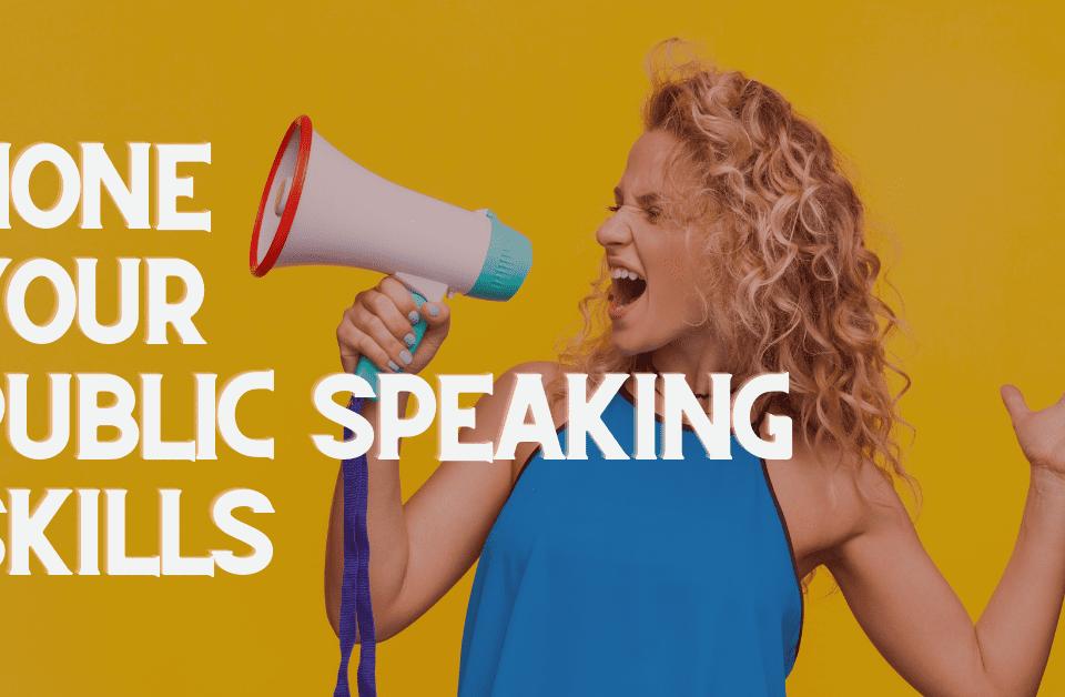 Virtual Assistants Should Hone Their Public Speaking Skills
