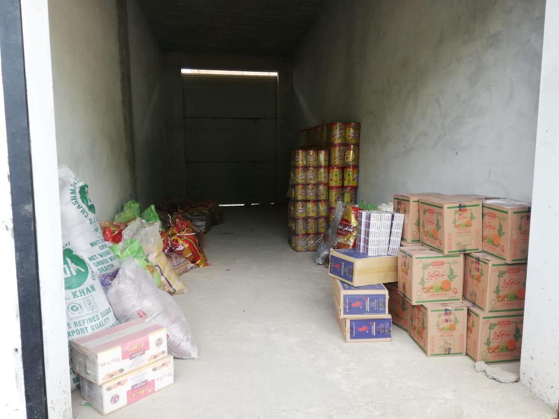 Fresh food in Pakistan