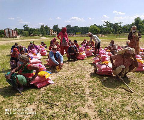 Nepal Giving Back 1