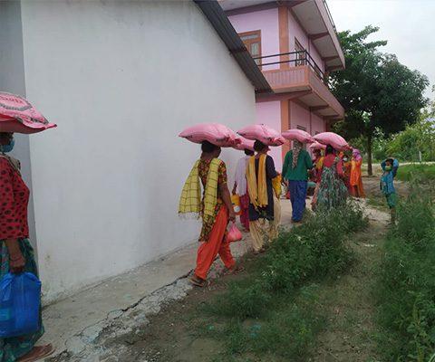 Nepal Giving Back 2