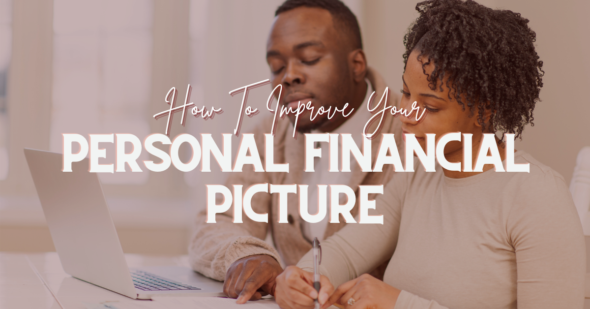 Improve Your Financial Picture