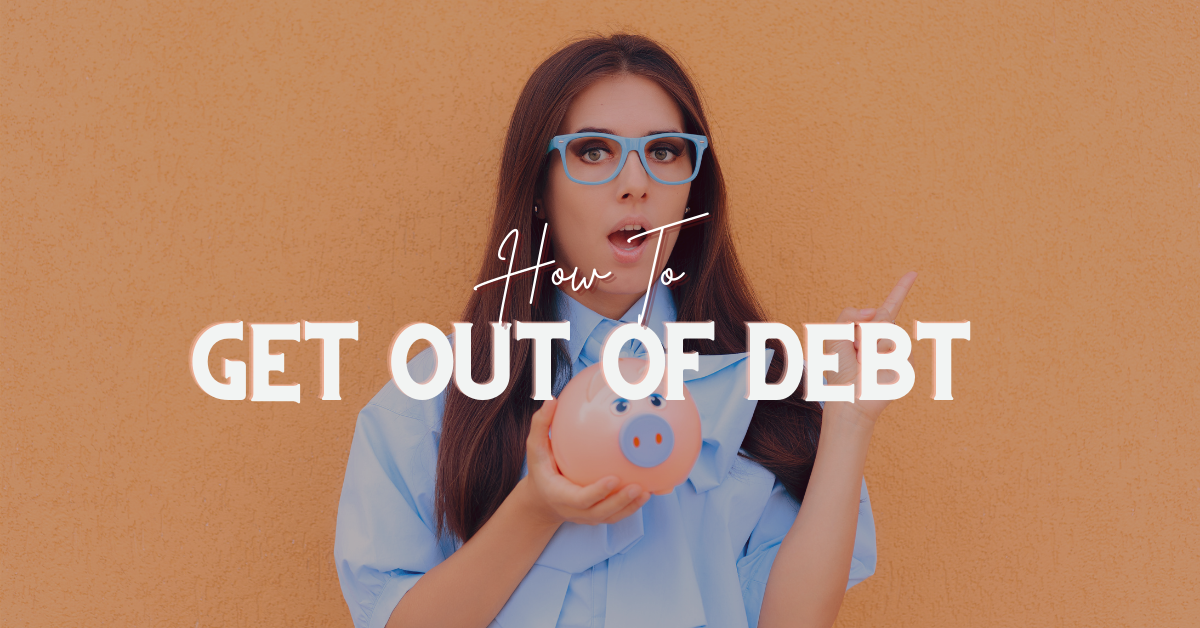get out of debt