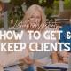 Virtual Assistant Clients