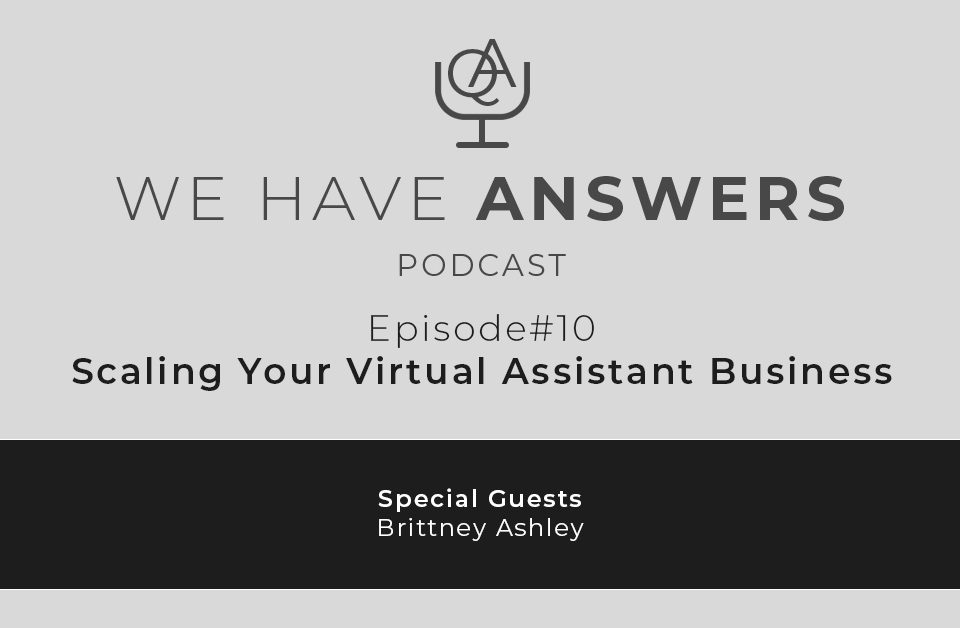 Scaling Your Virtual Assistant Business