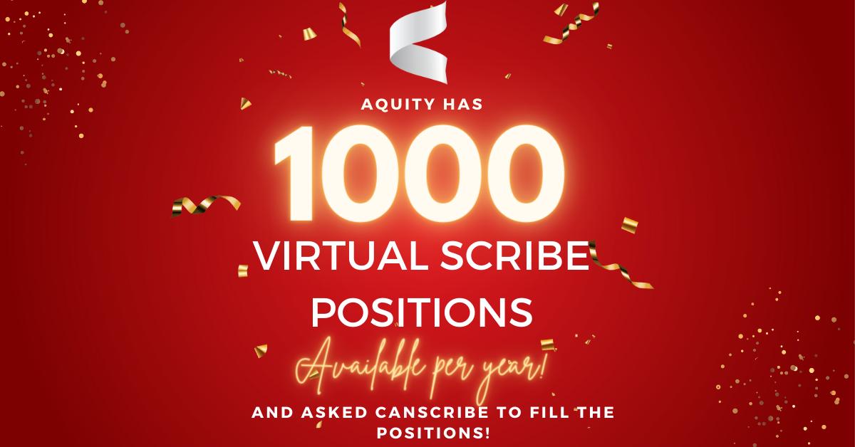 virtual scribe