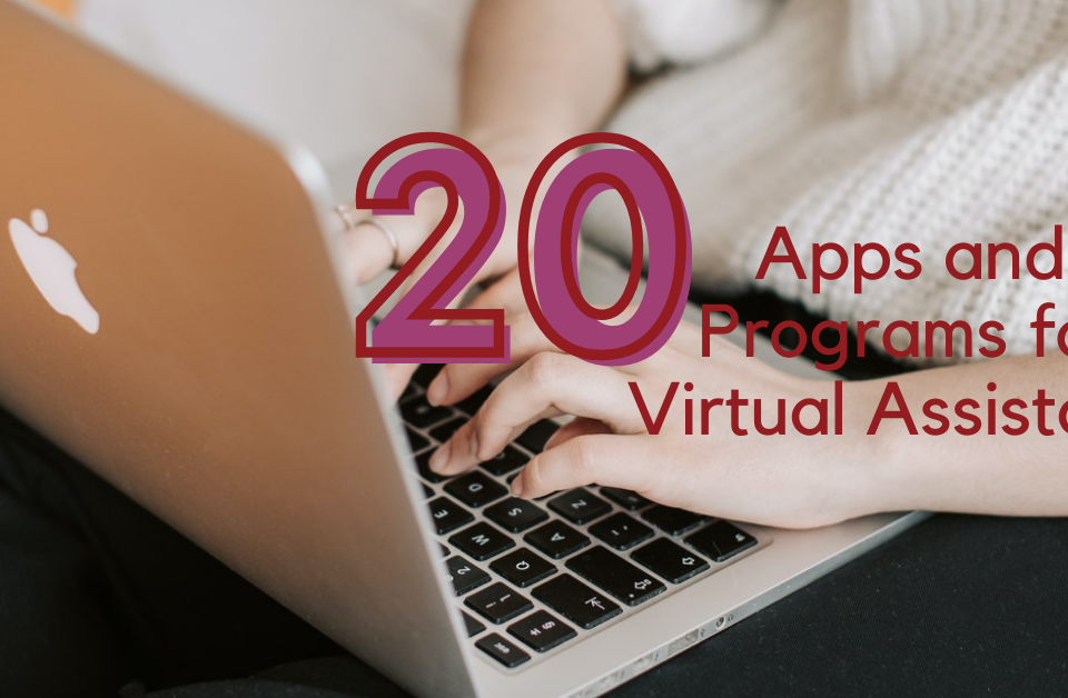 apps and programs